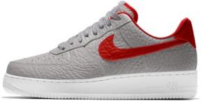 Nike Force 1 Premium iD (Houston Rockets) Shoe