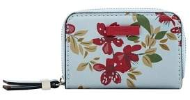 MANGO Flower print wallet