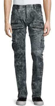 Cult of Individuality Rebel Cold Dyed Cargo Pants