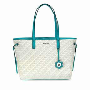 Michael Kors Carter Large Reversible Tote - Vanilla - ONE COLOR - STYLE