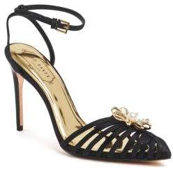 Ted Baker Zhine Embellished Heel Sandals