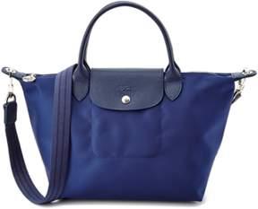 Longchamp Le Pliage Neo Handbag. - BLUE - STYLE
