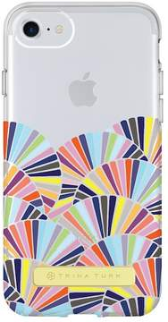 Trina Turk Translucent Apple Phone Case - Multi - iPhone 6/6S/7/8