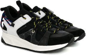 DSQUARED2 Teen Techno Cord sneakers