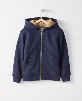 Hanna Andersson Supercozy Fleece Lined Hoodie