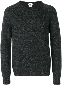 Hope crew-neck jumper