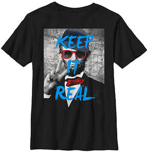 Fifth Sun Black 'Keep it Real' Tee - Youth