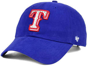 '47 Texas Rangers Gemstone Clean Up Cap