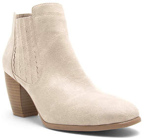 Qupid Stone Zillion Bootie - Women