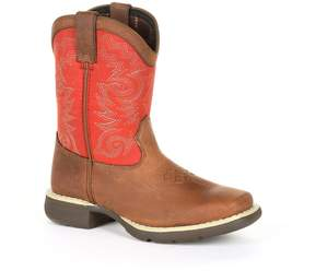 Durango Lil Stockman Kids Western Boots