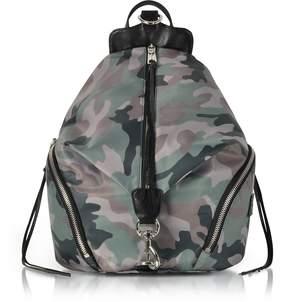 Rebecca Minkoff Julian Nylon Backpack - MILITARY GREEN - STYLE