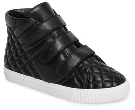 Burberry Toddler Boy's Sturrock Quilted High Top Sneaker