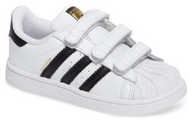 adidas Infant Boy's Superstar Cf I Sneaker
