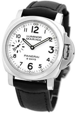 Panerai Luminor Marina 8 Days PAM 563 Stainless Steel 44mm Watch
