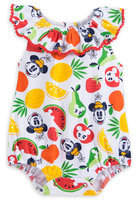 Disney Mouse Fruit Romper for Baby - Summer Fun