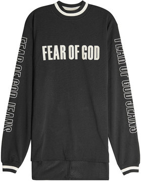 Fear Of God Printed Mesh Top