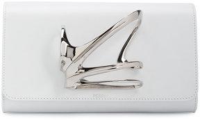 Perrin Paris x Zaha Hadid Strap clutch