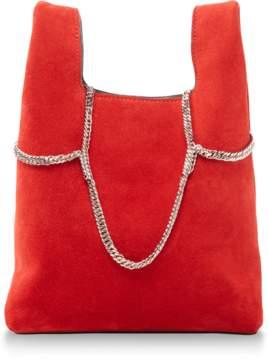 Hayward Suede Mini Shopper Bag