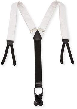 Trafalgar Formal Ferrara Silk Braces