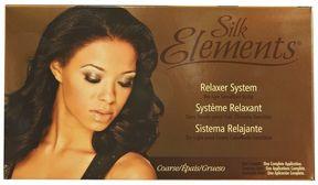 Silk Elements No Lye Sensitive Scalp Coarse Relaxer System