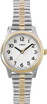 Timex Womens Easy Reader Expansion Band Watch