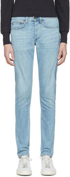 Rag & Bone Blue Standard Issue Fit 1 Jeans