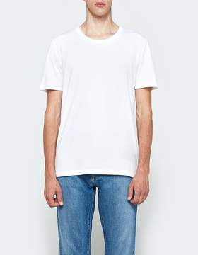 Maison Margiela Garment Dyed Tee in White