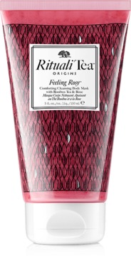 RitualiTea Feeling Rosy Comforting Cleansing Body Mask