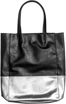 H&M Shopper - Silver
