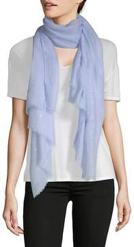 Bindya Lulla Collection by Women's Fringe-Trimmed Scarf