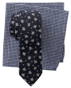 Original Penguin Cejnor Floral 2-Piece Tie Box Set