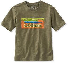 L.L. Bean Boys' Graphic Tee, Short-Sleeve