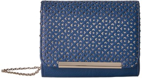 Jessica McClintock - Katie Perforated Shoulder Bag Shoulder Handbags