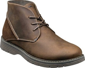 Nunn Bush Littleton Plain Toe Chukka Boot (Men's)