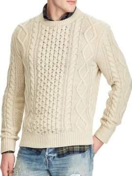 Polo Ralph Lauren Iconic Fisherman's Sweater
