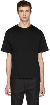 Kolor Black Plain T-Shirt