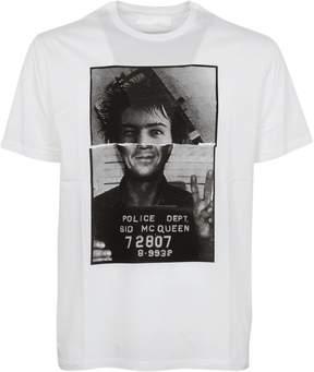 Neil Barrett Sid Mcqueen Print T-shirt