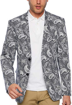 U.S. Polo Assn. Slim Fit Woven Paisley Sport Coat