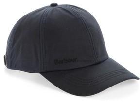 Barbour Men's Prestbury Baseball Cap - Blue