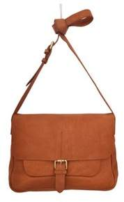 Latico Leathers Women's Blake Messenger Bag 3801.