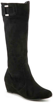 Impo Women's Gussy Wide Calf Wedge Boot