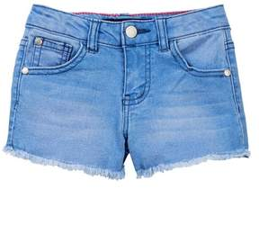 Tommy Hilfiger Short with Frayed Edge (Little Girls)