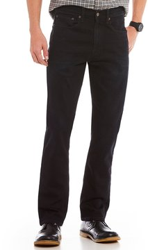 Daniel Cremieux Straight-Fit Denim Jeans
