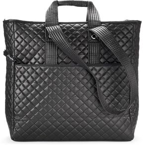 Donna Sharp Quilted Utility Bag with Pouch