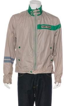 CNC Costume National Skate Windbreaker Jacket w/ Tags