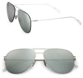 Christian Dior 15MM Aviator Sunglasses