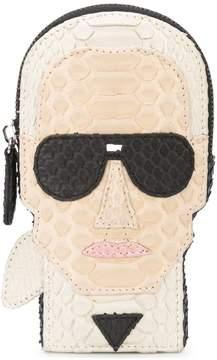 Karl Lagerfeld Gelareh Mizrahi wallet