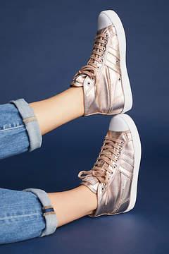 Gola Coaster High-Top Sneakers