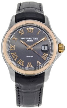 Raymond Weil Parsifal 2970-SC5-00208 Steel & Gold PVD Automatic 39mm Mens Watch