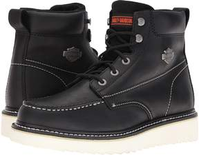 Harley-Davidson Candler Men's Lace-up Boots